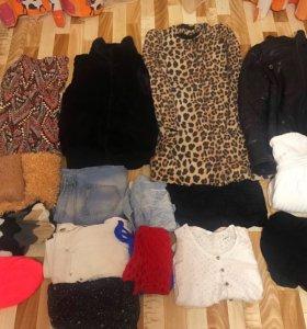 Пакет женских вещей размер 40-42