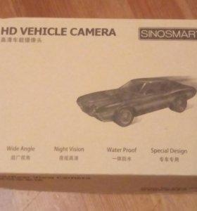 Камера заднего вида Sinosmart HD новая