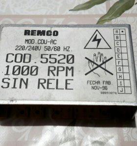 ЭБУ стиральной машины. REMCO 5520