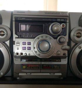 Музыкальный центр SAMSUNG MAX-ZB550
