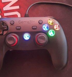 Геймпад GameSir G3w в хорошем состоянии