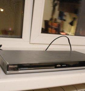 PHILIPS DVP 5965K USB ДВД ФИЛИПС С ЮСБ/