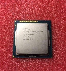 Процессор Intel Celeron G1630 Ivy Bridge 2800MHz