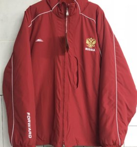Куртка утеплённая Форвард