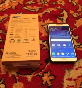 Samsung Galaxy Note 3 3/32