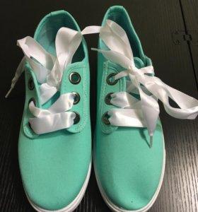 Кеды, летние туфли, теннисные туфли