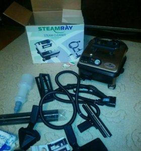 Пароочиститель(steamray)