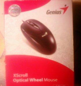 Мышь Genius проводная