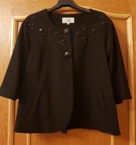 Пиджак женский черный Armani exchange размер L
