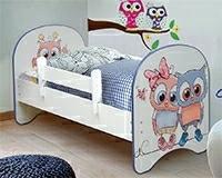 Кровать детская новая зайчата