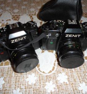 Фотоаппараты ZENIT 122
