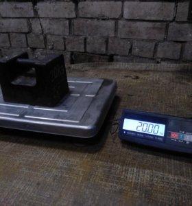 Весы масса-к до 60 кг
