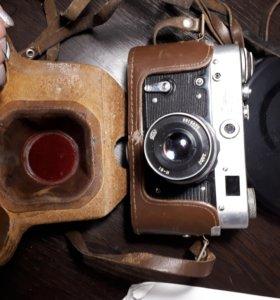 Фотоаппарат Фед 3 (FED)
