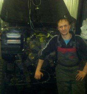 ремонт легковых автомобилей