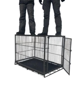 Клетка для собак усиленная новая