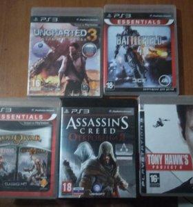 Игры PS3.