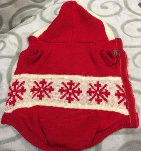 Зимний свитер ( кофта,комбинезон) для собак