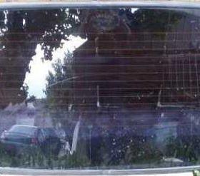 Стекло двери задка ВАЗ-2108, 2109, 2114
