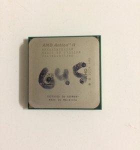 Материнская плата, процессор и 2 оперативки