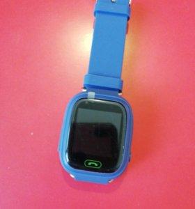 Детские часы Smart Baby Watch Q90