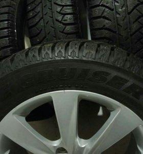 Продам шины в идеальном состоянии