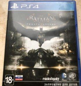 Batman рыцарь аркхема