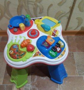 """Развивающая игрушка """"Говорящий столик"""""""