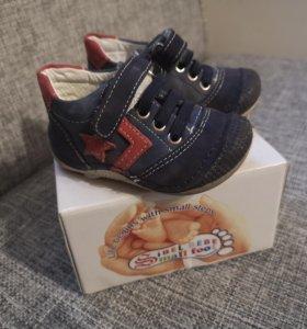 Детская обувь - первый шаг - ортопедическая