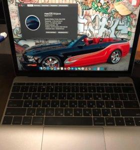 MacBook 12 space gray 256 A1534