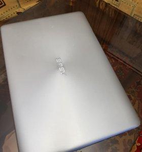 Игровой ноутбук Asus N750J/i5/ GTX 850 4GB