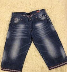 Мужские удлинённые шорты