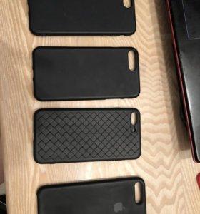iPhone 8+ чехлы