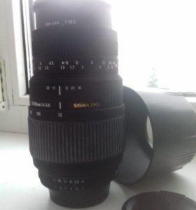 Объектив for Nikon