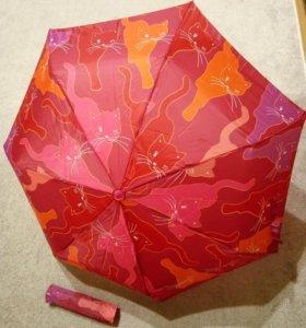 Детский зонт новый
