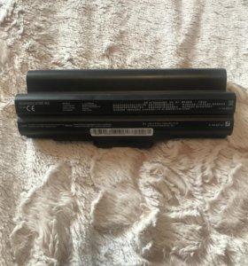 Аккумулятор ibatt для ноутбука Sony Vaio