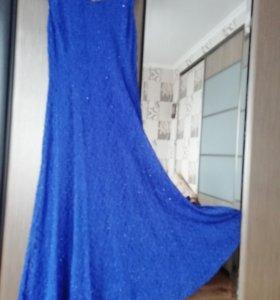 Вечернее платье,