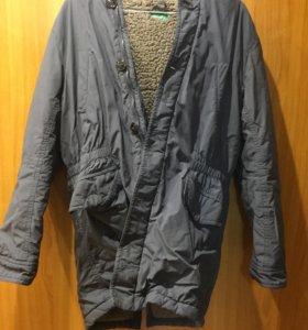 12226ef14a3 Мужские кожаные и джинсовые куртки