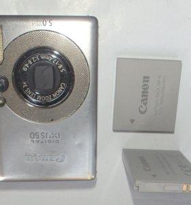 Canon Ixus 50