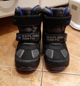 Зимние ботинки Капика 27 р