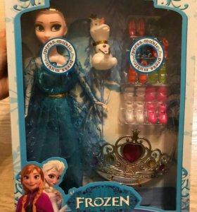 Кукла Эльза Анна Frozen Холодное сердце музыкальна