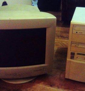 Компьютер 90 годов