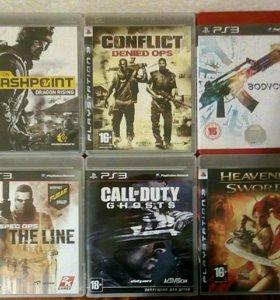 Игры Sony PlayStation3