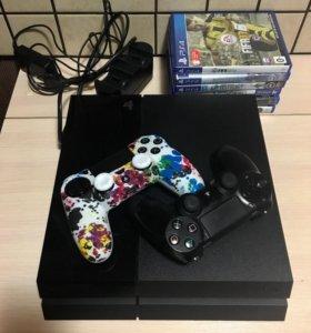 Sony PS4 1ТБ