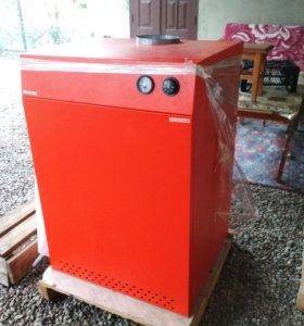Новый газовый котёл STG P50 AVTONOM