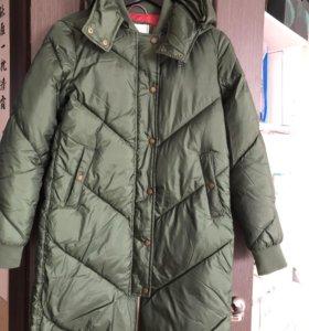 Tommy hilfiger новое пальто