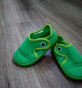 Аквашуз, обувь для моря