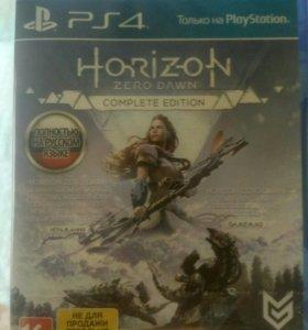 Horizon Zero Dawn complete edition.