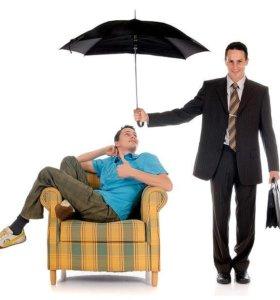 Страховой агент(консультант)