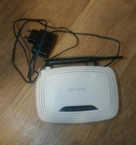 Wi-fi роутер.