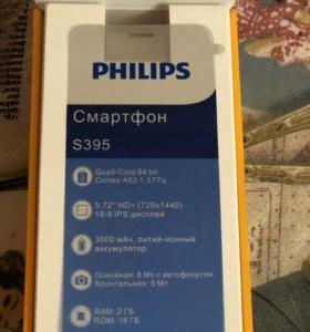 Телефон Philips S395